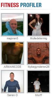 profiler på fitnessdating.dk