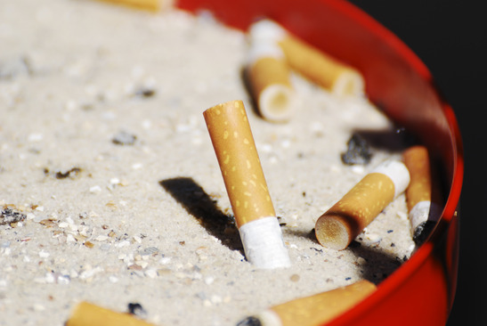 sådan stopper du med at ryge